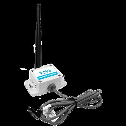 PRO INDUSTRIAL Wireless PROPANE TANK LEVEL MONITOR
