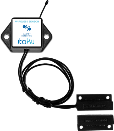 Itokii PRO WIRELESS OPEN-CLOSED SENSORS - COIN CELL POWERED