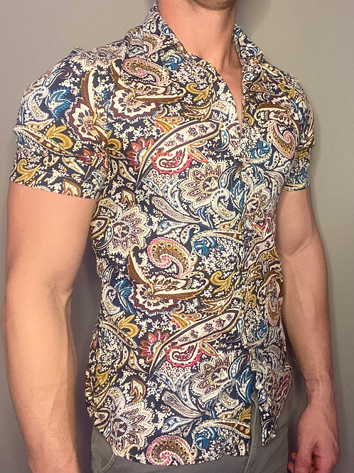 Custom Tailored SSLR Pattern Shirt