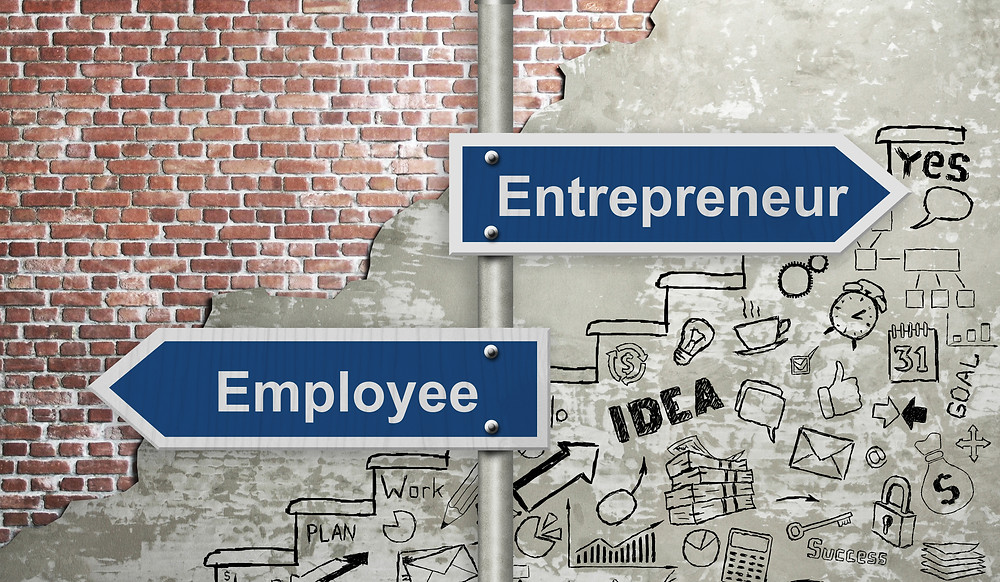 Employee of Entrepreneur? There's another path.