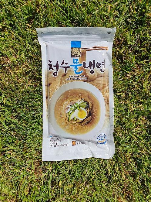 Oriental Style Buckwheat Noodle 청수물냉면 (720g)