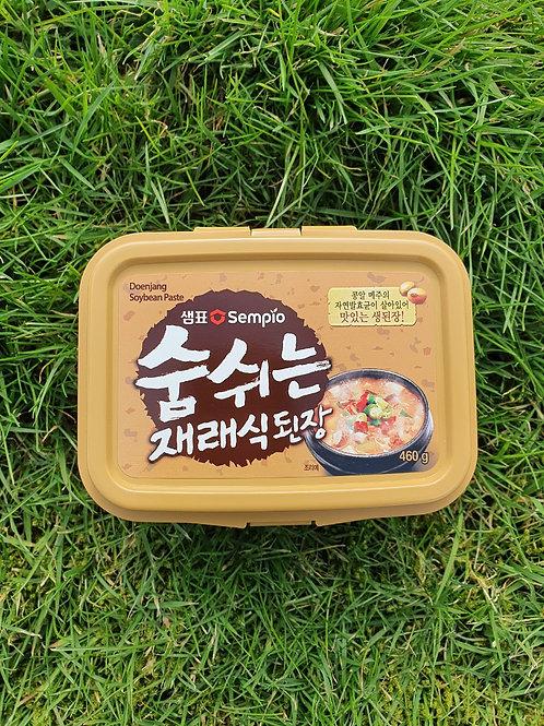 Doenjang (fermented soybean paste) 된장 - 460g