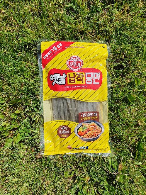 Sweet-potato noodle (flat) - Gluten free 400g