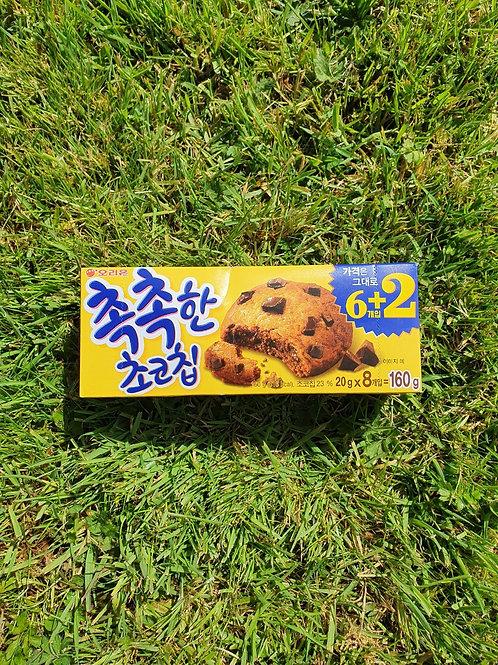 Chokchokhan Chocochip 촉촉한 초코칩(160g)