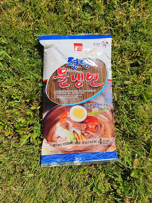PyungYang style Korean noodle with buckwheat 평양 물냉면 (624g)