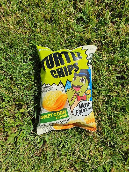 Kkobuk chip 꼬북칩 (80g)