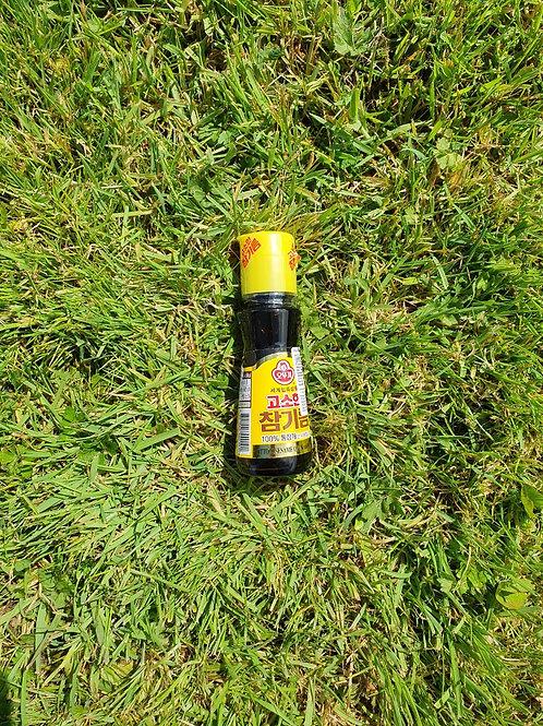 Pure Sesame Oil 참기름 - 80ml