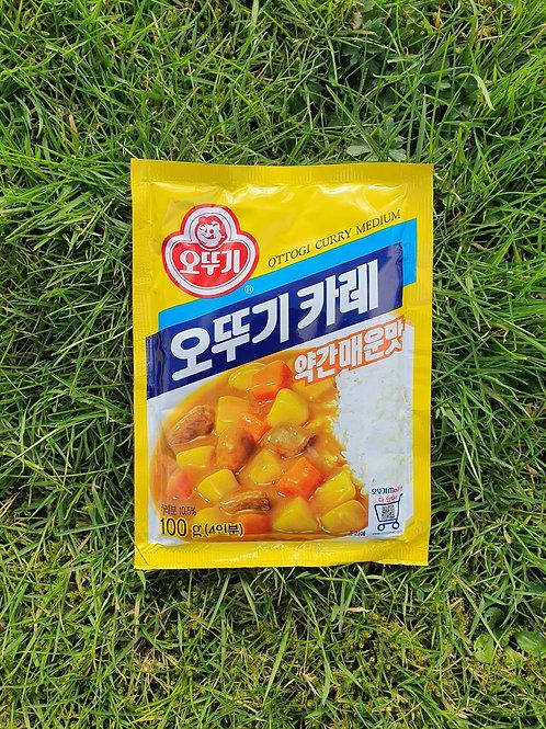 Korean Curry Powder_Mild spicy (100g)