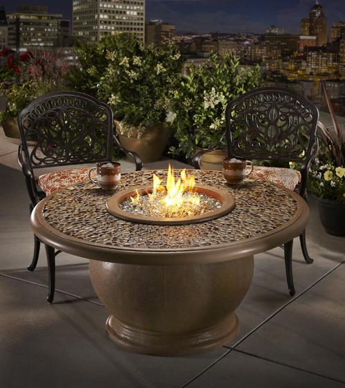 Artisan Amphora Firetable