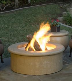 El Dororado Fire Pit