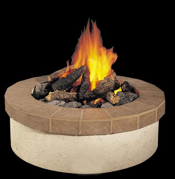 Outdoor Gas Firepits