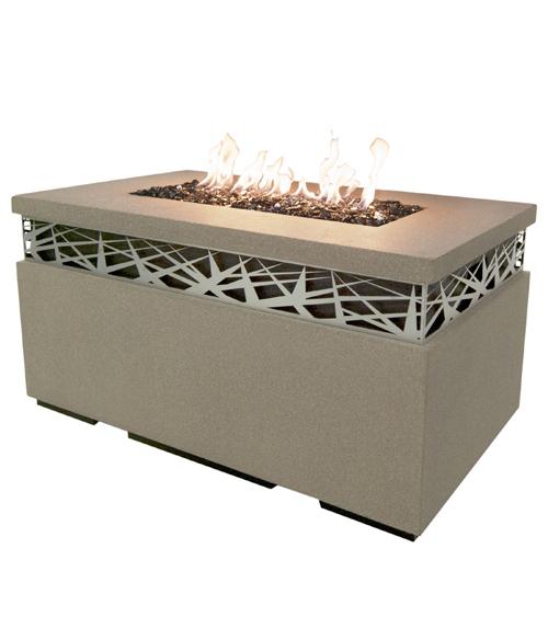 Rectangular Nest Firetable