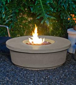 Contempo Round Firetable