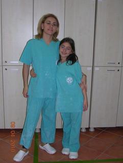 Bir zamanlar anne kız ameliyathanede