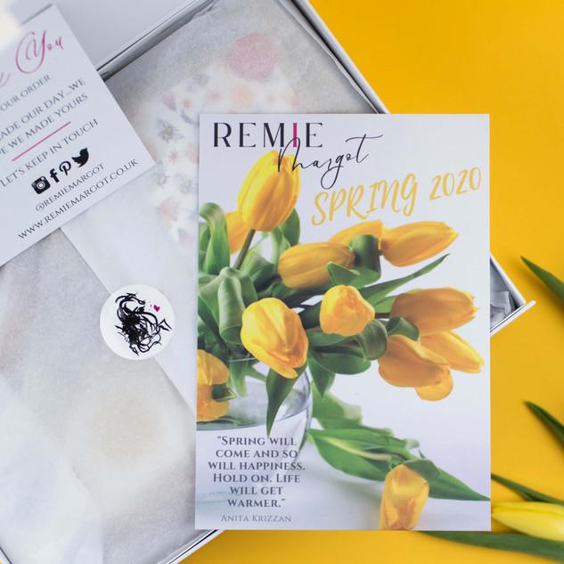 Remie Margot Spring Box