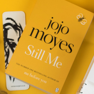 jojo moyles - Still Me & RM Bookmark