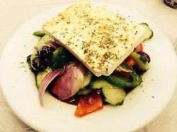 eating fresh, eating Greek style _curate