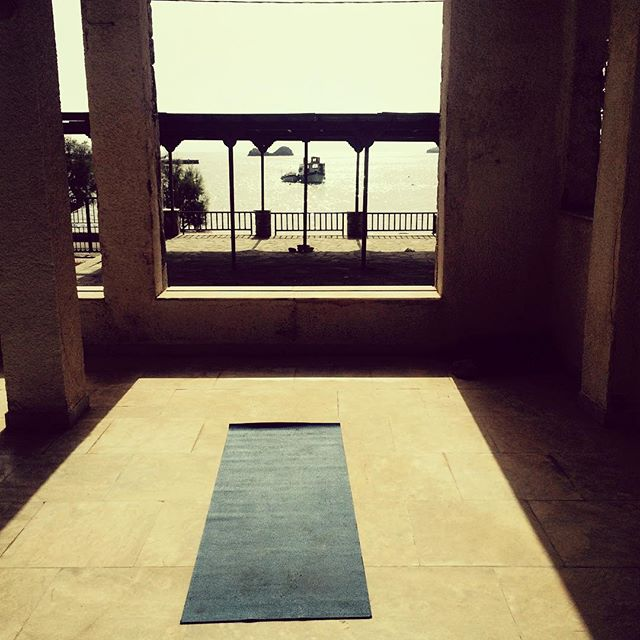 Yoga with a view, it's yours _curatedlif