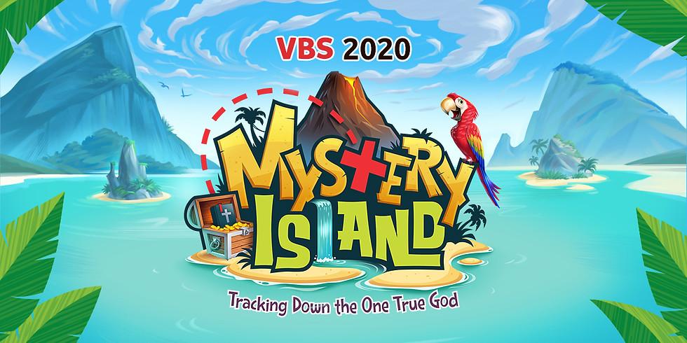 Mystery Island VBS 2020