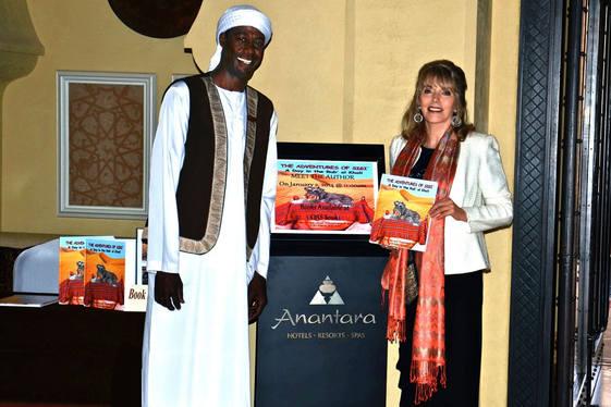 Book Signing in UAE