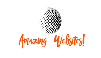 World globe with Amazing Websites! under it