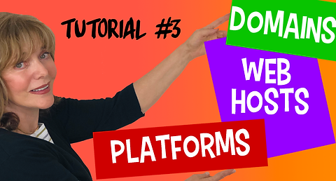 Candace-Domains, Hosts and Platforms