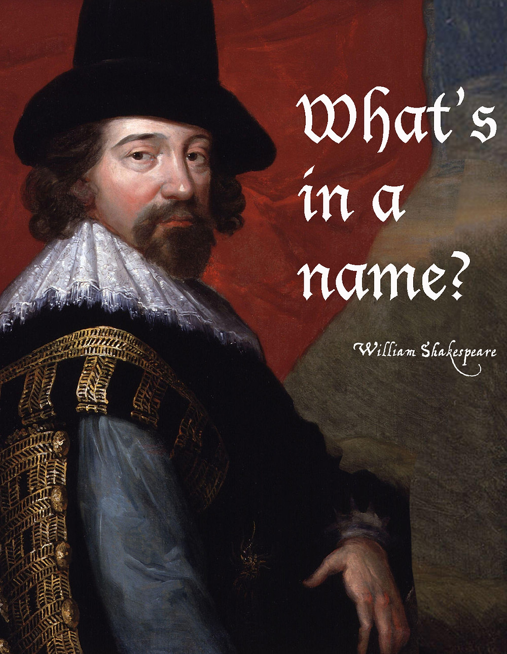 Shakespeare: What's in a Name