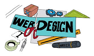 Graphic of Web Design