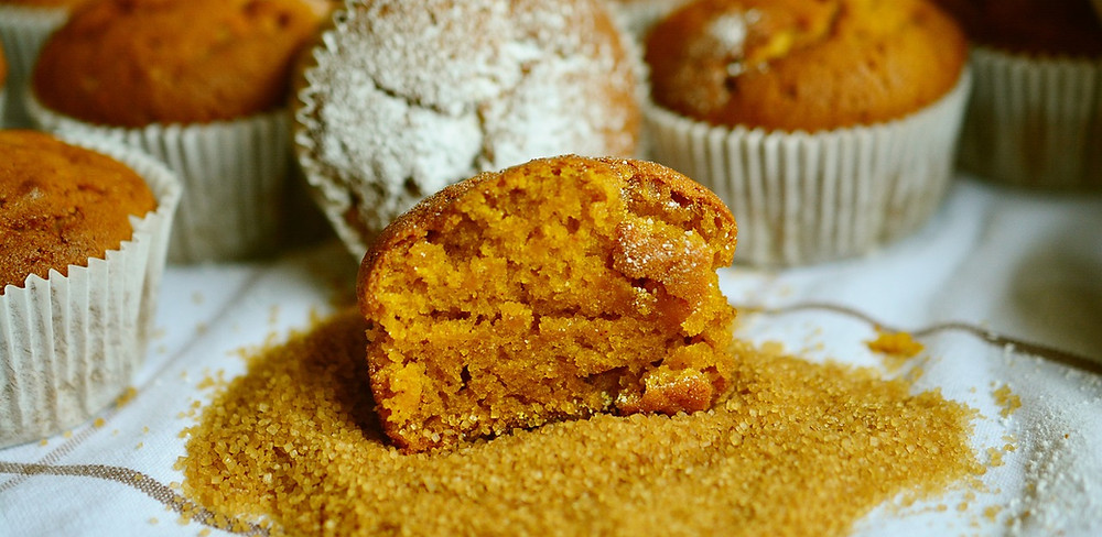 Pumpkin Muffins are tasty and healthy
