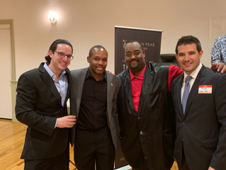 Magician Dewayne Hill Performs for a Major Corporate Event