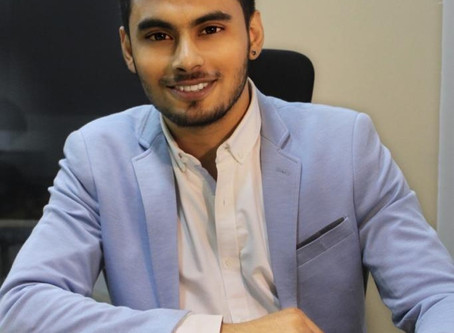 Siddhant Dineshmall Banthia - Director of Cupid Knot