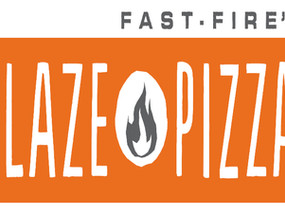 Blaze Pizza Fundraiser TONIGHT