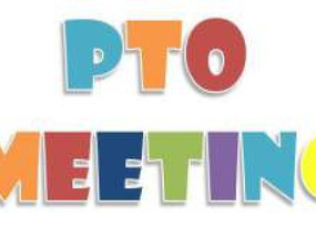 Virtual PTO Meeting Tomorrow!