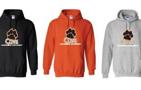 School Spirit Wear 2018!