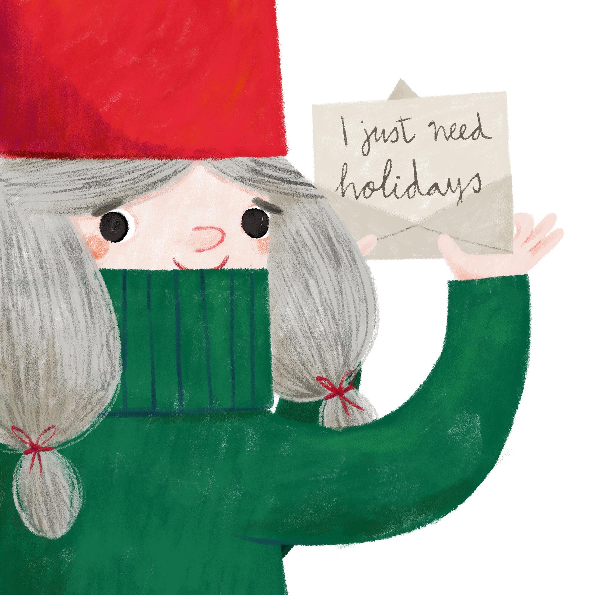 #2 Write a letter to Santa