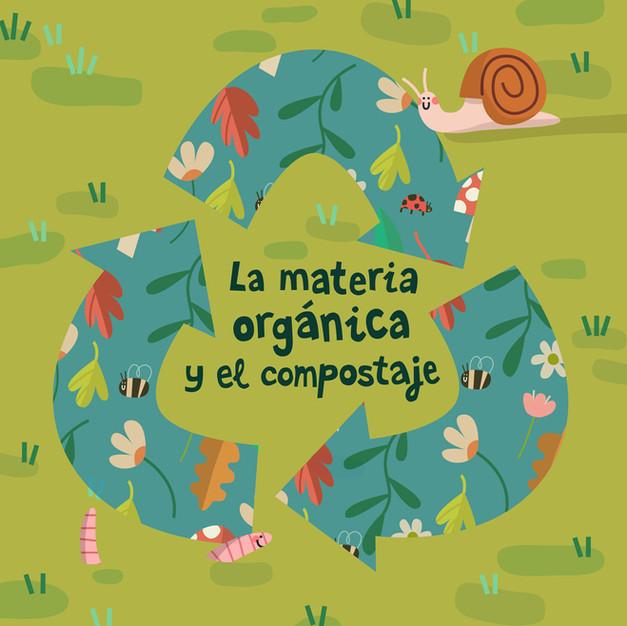 La materia orgánica