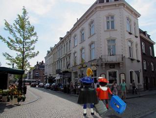 Maastricht en 'In Den Ouden Vogelstruys'