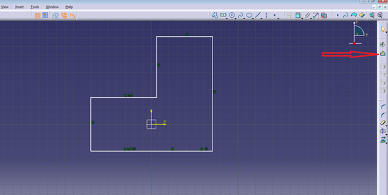How to do Part Design/Modelling in CATIA V5