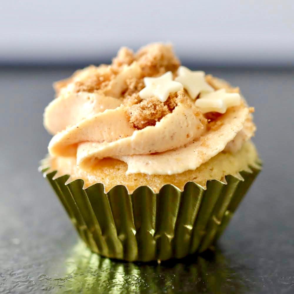 Mini Cupcake Spéculos