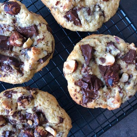 Cookie Choco Noisette