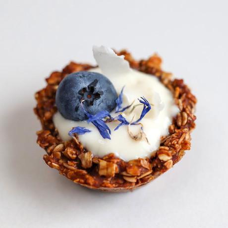 Mini Tartelette Base Choco Crème soja Coco