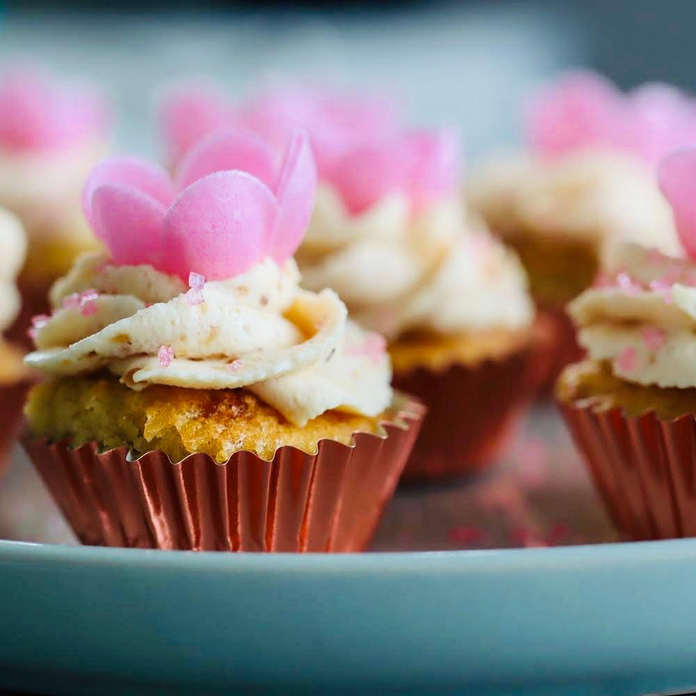 Mini Cupcakes Praliné