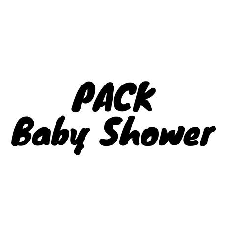 PACK Baby Shower (bientôt disponible)