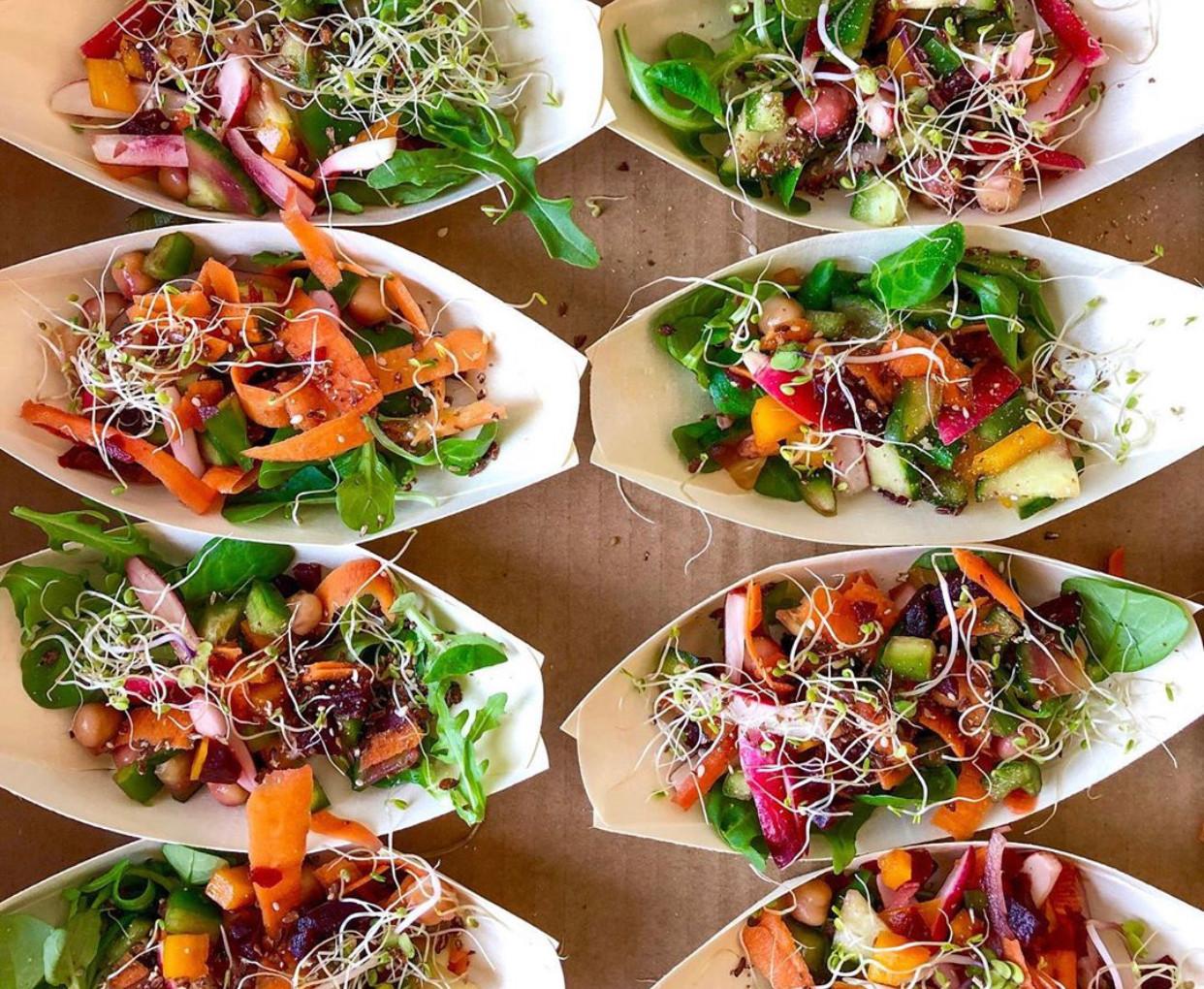 Salades de Saison à partir de 25€