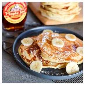 Pancakes so fluffy