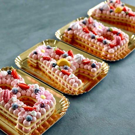 Baby Cake Fruits Rouges