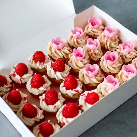 Coffrets Cupcakes à partir de 25€