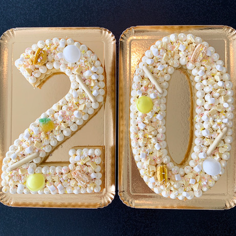 Number Cake Citron