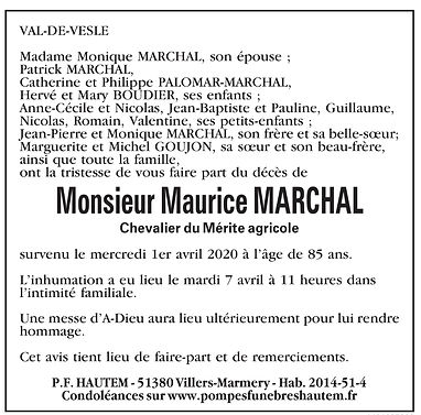 DC MARCHAL