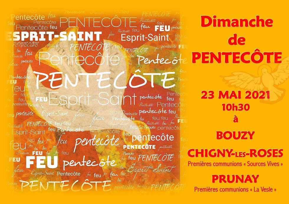 DIMANCHE DE PENTECOTE